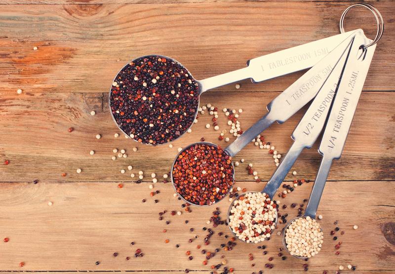 Tablespoon vs Teaspoon